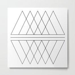 Minimalism Metal Print