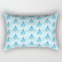 Cake Trail Rectangular Pillow