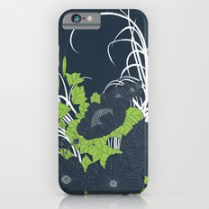 Midnight Flowers iPhone 6s Slim Case