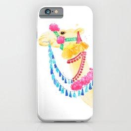 Marrakesh Camel iPhone Case