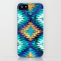 Inverted Navajo Suns Slim Case iPhone (5, 5s)