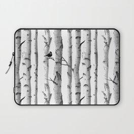 Trees Trunk Design Laptop Sleeve
