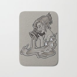 Aquarius Bath Mat