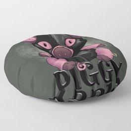 PVC Piggy Floor Pillow