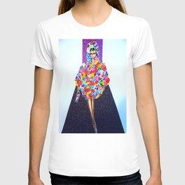 Romance On The Runway - Full Length T-shirt