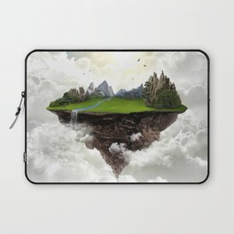 The island of silence Laptop Sleeve