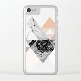 Graphic 110 Clear iPhone Case