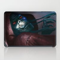 thundercats iPad Cases featuring Mumm-ra by ImmarArt