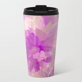 Pastel peony Travel Mug