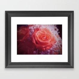 Mystic Flor Framed Art Print