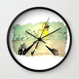 Carnival Wall Clock
