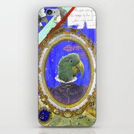 """Katherine """"Kiki"""" Beaumont iPhone Skin"""