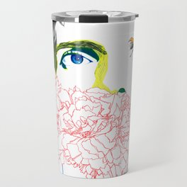 ian curtis Travel Mug