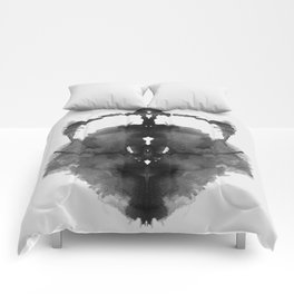 Form Ink Blot No. 12 Comforters