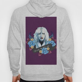 Courtney Love is the girl with the cake Hoody