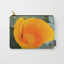 Poppy Petals Carry-All Pouch