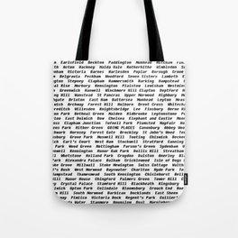 Greater London Tote Bag