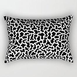 Geo Giraffe Rectangular Pillow
