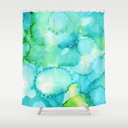 Delicate Dance Shower Curtain