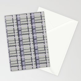 City Road Check Stationery Cards