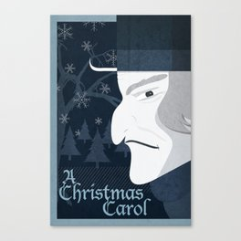 A Christmas Carol Canvas Print