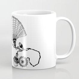 Daisies and Lines - 2 Coffee Mug