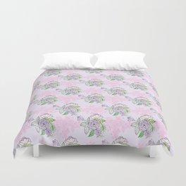 Rose paradise Duvet Cover