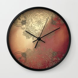 By Eternal Time Wall Clock