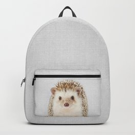Hedgehog - Colorful Backpack