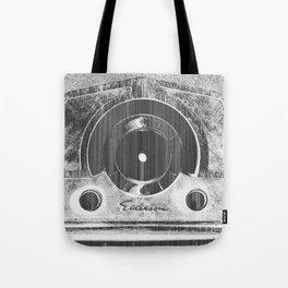 Antique Time Tote Bag