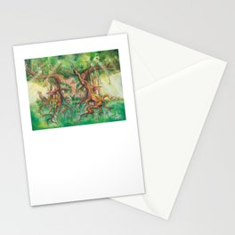 FOREST NYMPH Stationery Cards