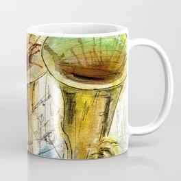 Tubas playing Coffee Mug