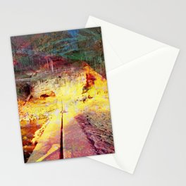 Flames of Adveture Stationery Cards