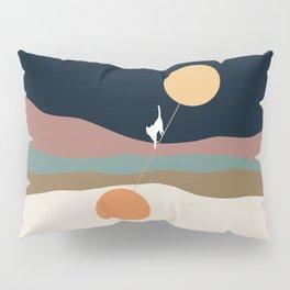 Cat Landscape 56 Pillow Sham