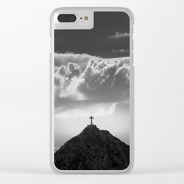 Juarez Mexico Clear iPhone Case