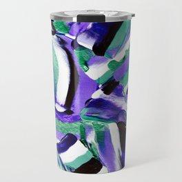 Tara - Abstract Travel Mug