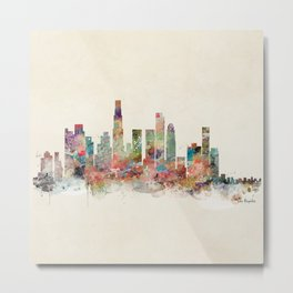 los angeles california Metal Print