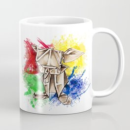Always Free- Wild World Of Paper Coffee Mug