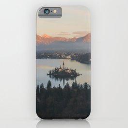 Lake Bled, Slovenia II iPhone Case