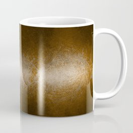 earth tone scrape Coffee Mug