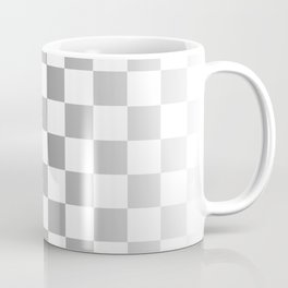Chequered Flag and Stop Watch Coffee Mug