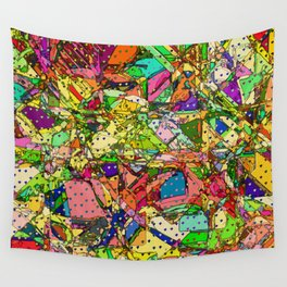Summer Rain Wall Tapestry