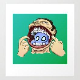 Soul Guy 01 Art Print