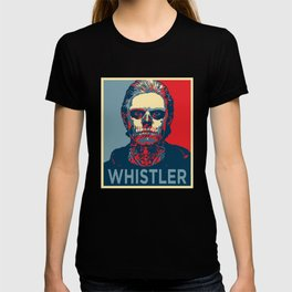 Tate Langdon Whistle T-shirt
