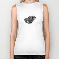 tame impala Biker Tanks featuring Impala by Nicole M Ales