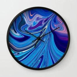 Kiss Land Wall Clock