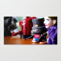toy story Canvas Prints featuring Toy Story by Alexandros Kosmidis