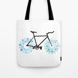 Velo Zen  Tote Bag