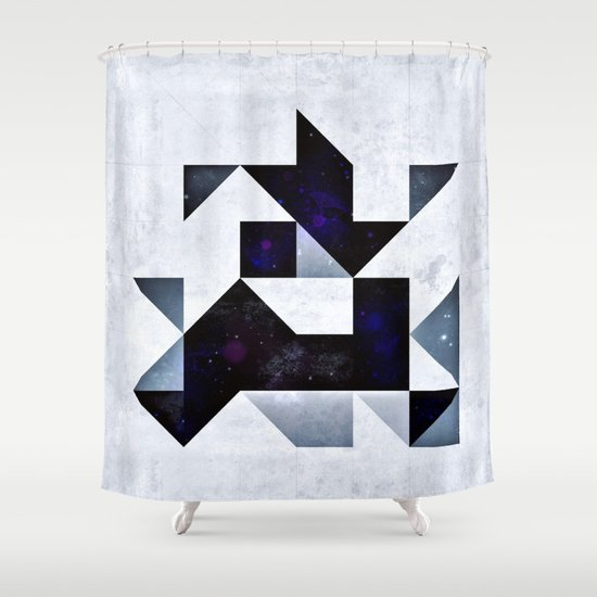 gryyffyc Shower Curtain