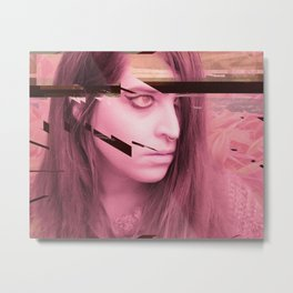 You're Valid Even With That Face Of Doubt Metal Print
